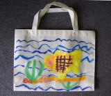 recycle bag, Doris, age:6