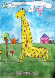 giraffe, Samuel, age:6