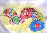 Easter Eggs, Ann, age:5