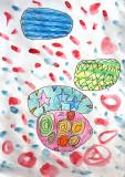 Easter Eggs, Samuel, age:6