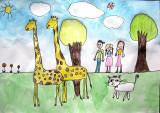 giraffe, Emma, age:6
