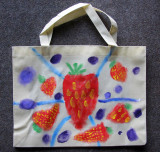 recycle bag, Jason, age:6