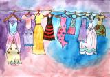 my beautiful dresses, Grace, age:8