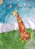 giraffe, Jane, age:3.5