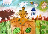scarecrow, David, age:5