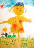 scarecrow, Jamie, age:4.5