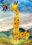 giraffe, Jasmine, age:5