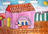 house, Melisa, age:8