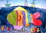 fish, Kelvin, age:6