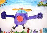 circle imaginations, Carl, age:6