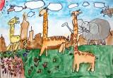 giraffe, Jacky, age:5