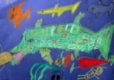 under water, David, age:5