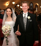Aaron & Tara's Wedding November 10, 2007