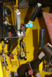 Air Tractor RP-R2044 Cockpit Levers
