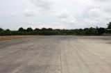 TADECO ramp (main airfield)
