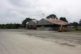 TADECO ramp at main airfield