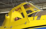 Air Tractor RP-R2044 cockpit