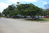 Parking lot, Butuan Airport
