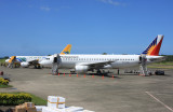 Cebu Pacific and Philippine Airlines