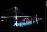 Le Pont Dans La Nuit
