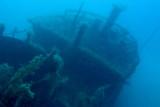 H79--Underwater St Maarten, Porpoise Wreck