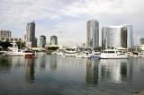 Seaport Village/San Diego Harbor, San Diego CA
