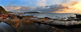 Whale Beach Panorama