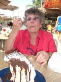 Mary Lou with mud pie 2.JPG