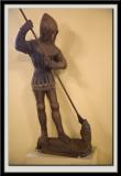 Saint Georges, vers 1380