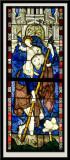 Saint Christophe, vers 1420