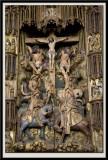 Altarpiece: Scenes de l'Enfance et de la Passion du Christ, XVI siecle