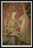 The Lady and the Unicorn, 15C (detail)