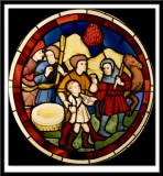 Joseph vendu par ses freres, XVe siecle