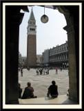 Campanile, Basilica San Marco