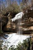 Moore Cove Falls 1
