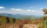 Sam Knob Trail View