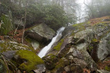 waterfall off the Pilot Rock Trail 1