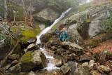 waterfall off the Pilot Rock Trail 2