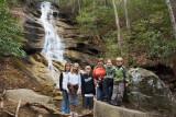 Jones Gap Falls 2