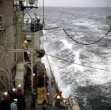 USS Hugh Purvis sailors, March, 1962
