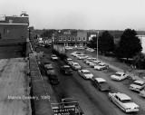 Navy Milton FL main street 1960