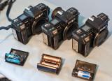Minolta Maxxum 5000 , 7000 & 9000 Battery holder options