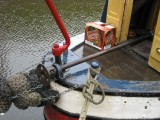 .... to remove the prop shaft