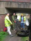 WRG BCN Clean Up 5th & 6th April 2008