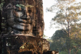 face carving :: the bayon