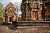 The 'Library' :: Banteay Srei