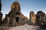 Four-headed towers: The Bayon
