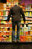 It's easy to lose your head in the supermarket I