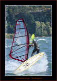 Windsurfing the Columbia Gorge