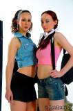 Brittani and Angela Shopping ( Mature 18+ )